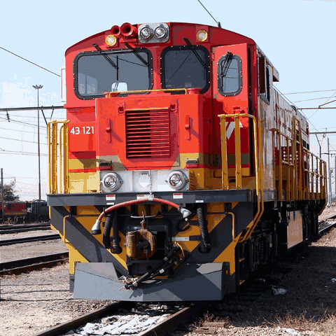 Medium-Weight ES40ACi Locomotive