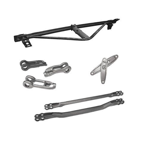 Forged Components for Conventional Brake Rigging