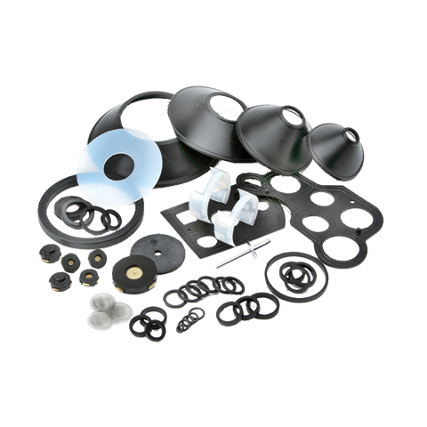 Air Brake Rubber Components & Kits