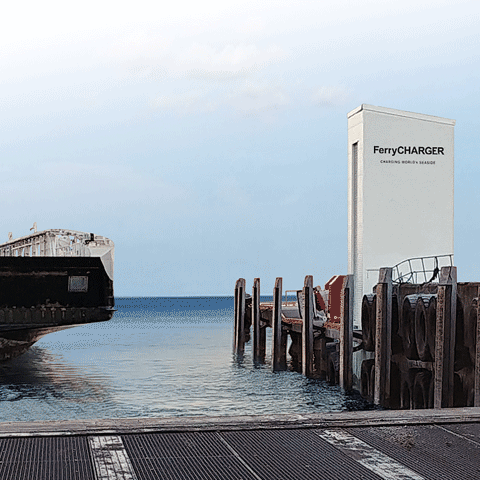 Wabtec FerryCHARGER