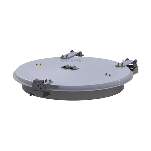 "30"" Round Hatch Cover Systems"