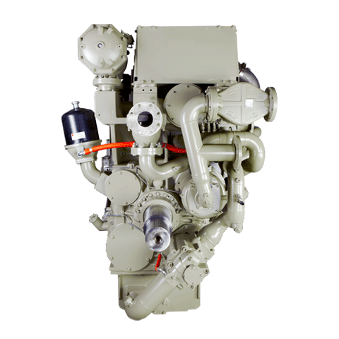 Wabtec Maritime Solutions L250MDC Marine Engine Family