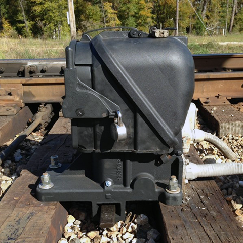 Wabtec Railway Infrastructure Signal Wayside Components Electric Switch Locks