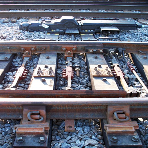 Wabtec Railway Infrastructure Signal Wayside Components - Electric Switch Machine Layouts