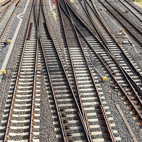 Rail Infrastructure Specialty Track Materials