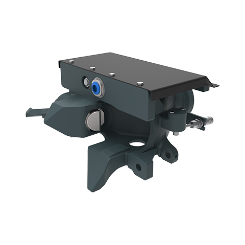 Transit Rail Couplers - Compact Size I/II Coupler Head