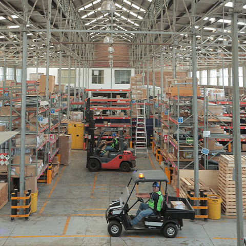 Wabtec Parts Inventory Management