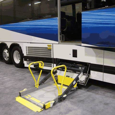 Wabtec Transit Bus Doors and Accessibility Transit Access Ramps