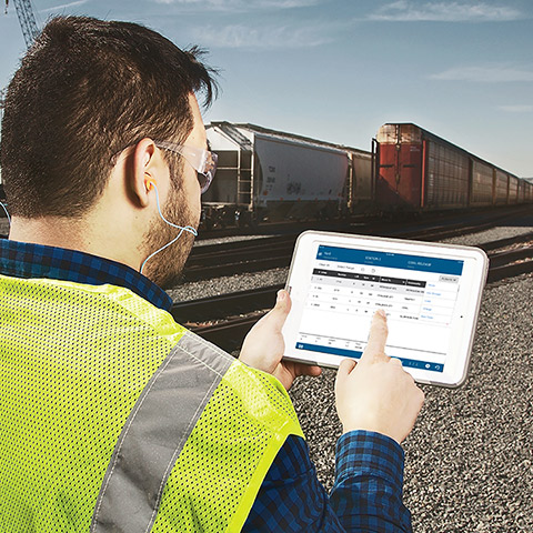 RailConnect Transportation Management