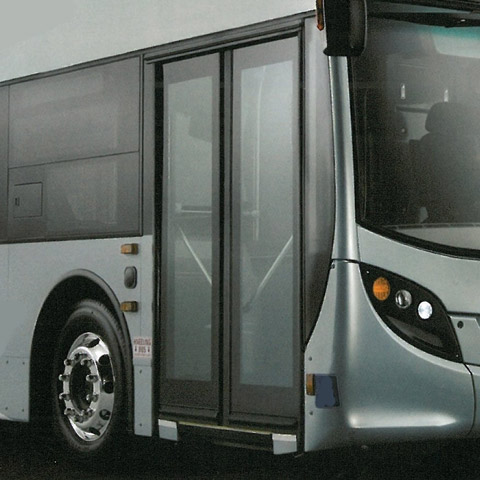 Wabtec Transit Bus Door Panels