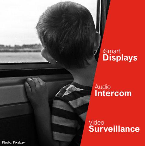 Wabtec Video Passenger Information Video Security